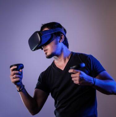 「スマホ用VRゴーグル」は目に悪い?結論:そんな事は無い!大迫力を味わうだけ